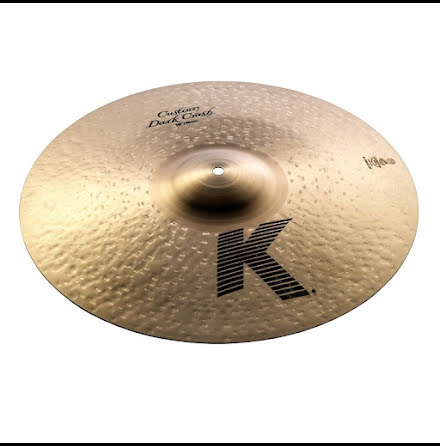 "18"" Zildjian K Custom - Dark Crash"