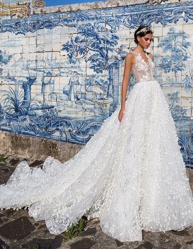 0d2397f6f979ea Платье Susan от MillaNova - 102000 руб., «Аврора», свадебный салон