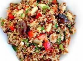 My Quinoa Salad Recipe