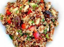 My Quinoa Salad