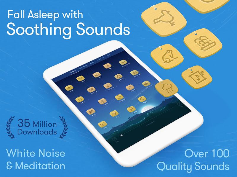 Relax Melodies: Sleep Sounds Screenshot 12