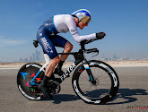"""🎥 Ben Hermans verbaasd dat zijn tijd nipt genoeg was voor de zege: """"Derde keer op deze fiets en het is al prijs"""""""