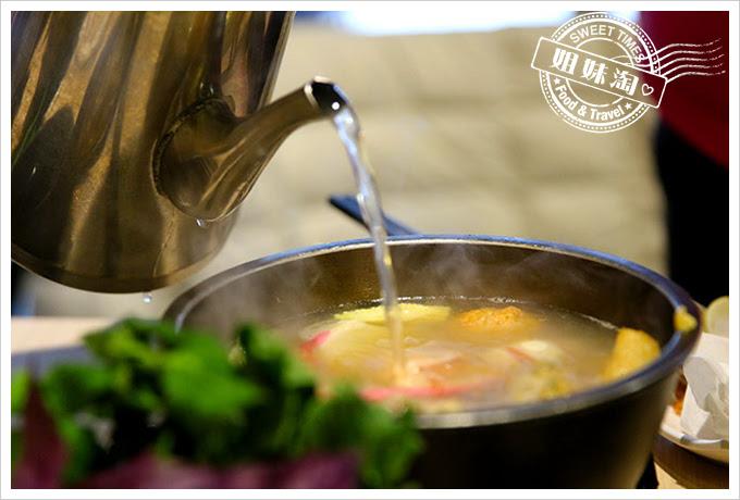 茉荳獨享鍋加湯
