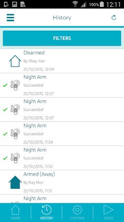 GetSafe Home Security App 4.6.6 screenshot 2091104