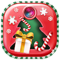 Christmas Snow Photo Frames icon