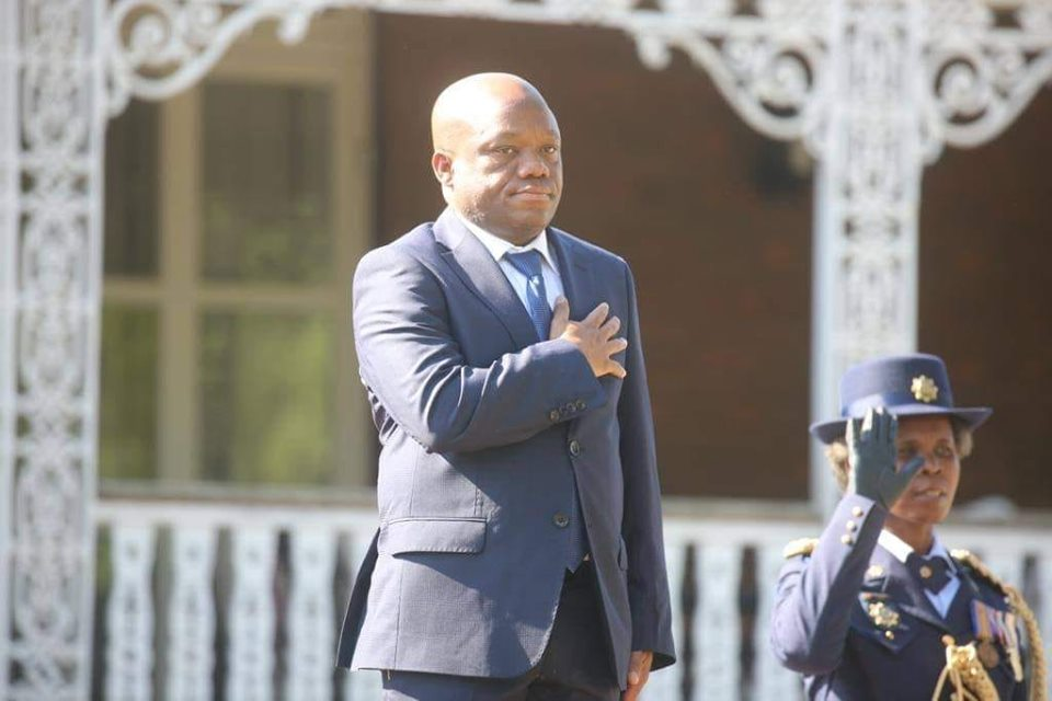 KZN Premier Sihle Zikalala Announces Cabinet At Low-cost