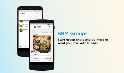 BBM – Free Calls & Messages Apk 10