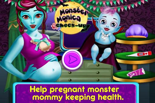 玩休閒App|怪物妈妈Monica产检免費|APP試玩