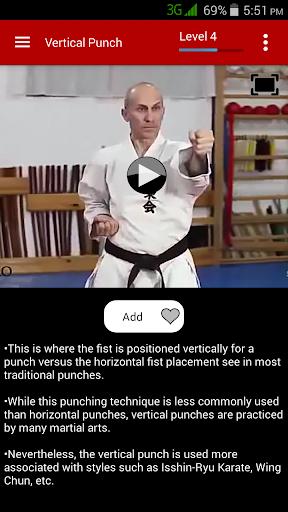 Karate Videos - Offline 1.16 screenshots 2