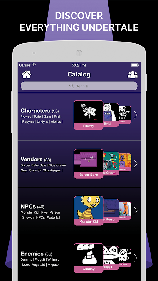 Undertale Amino - Android Apps on Google Play