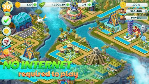 Town City - Village Building Sim Paradise Game 2.2.3 screenshots 7