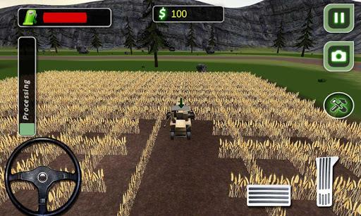 玩免費模擬APP|下載トラクター農家シミュレータ2016 app不用錢|硬是要APP