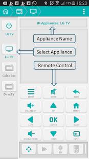 SureMote - Universal Remote - screenshot thumbnail
