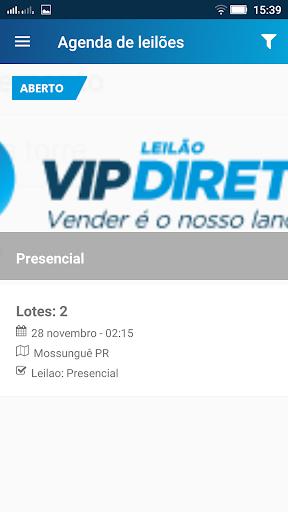 VIP Direto 1.8.1 screenshots 5