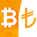 Bitcoin Türk Borsaları - BTC/TL Kurları icon