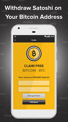 Download Claim Free Bitcoin - BTC Mining on PC & Mac with AppKiwi