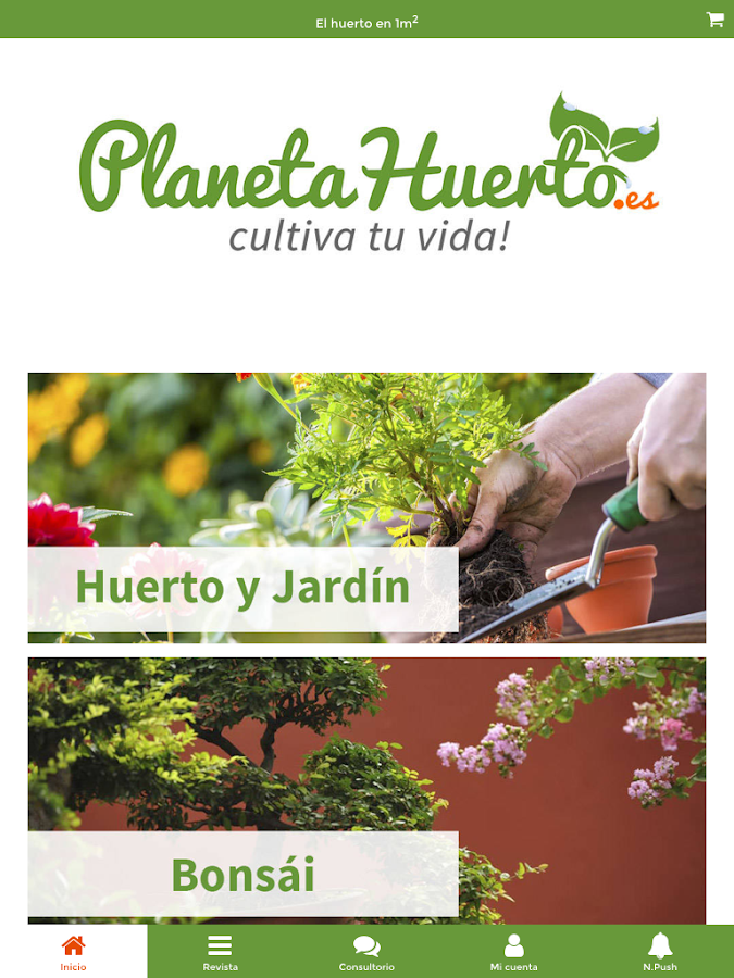Planeta Huerto- screenshot