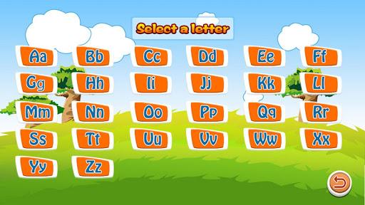 Alphabet puzzles & flash cards 1.1 screenshots 21