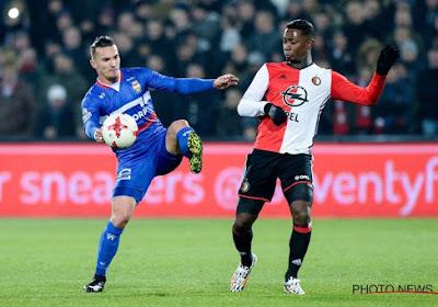 Officiel : Aboubakar Keita rejoint OHL, Jordy Croux prêté à Maastricht