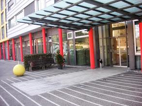 """Photo: Der Eingangsbereich zum  """"Luegenacher """""""