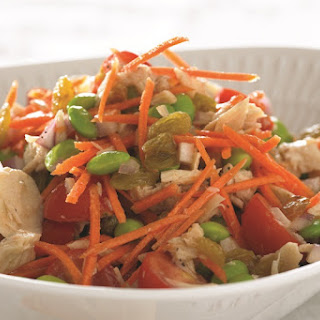 Superfast & Healthy Tuna Edamame Salad