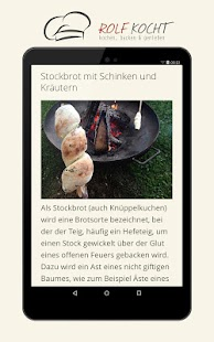 Rolf kocht - kochen & backen- screenshot thumbnail