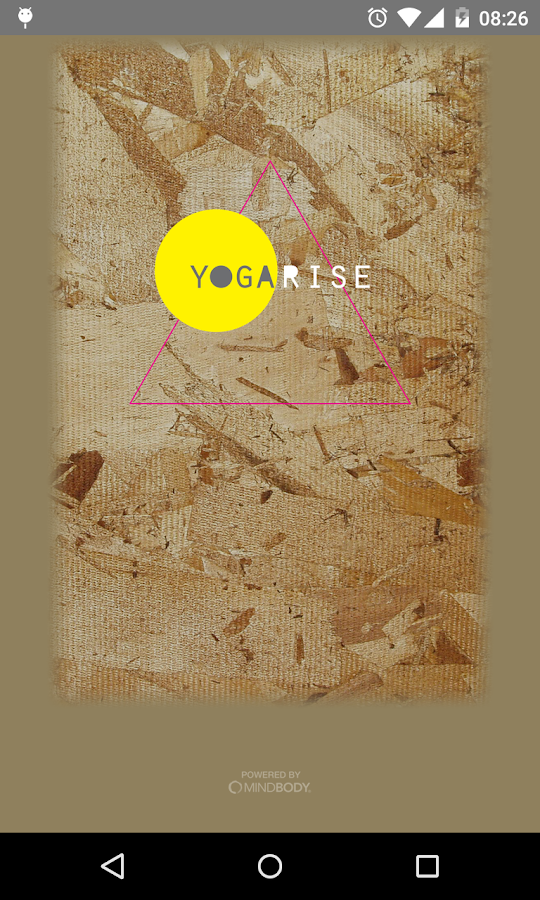 Yogarise- screenshot