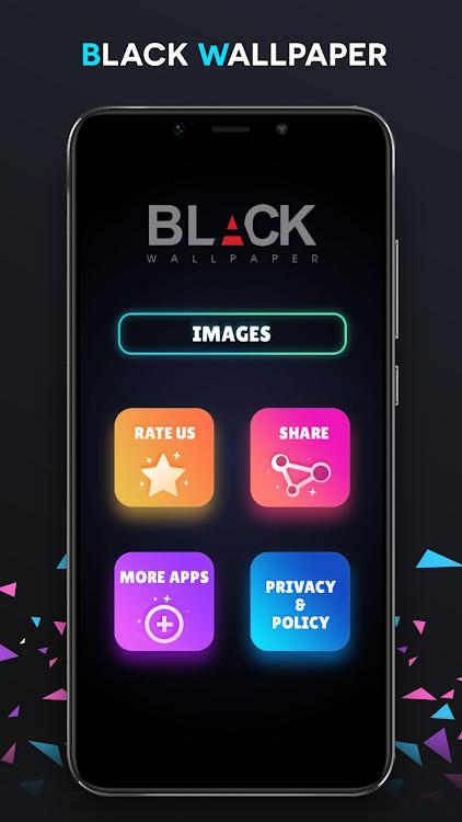 Black Wallpaper Android Aplicaciones Appagg