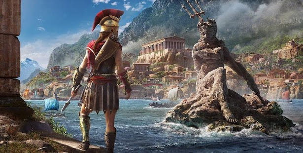 Odyssey MAP & GUIDE Screenshot