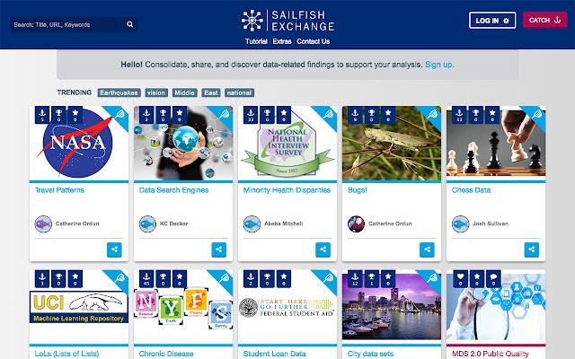Sailfish Exchange Catch