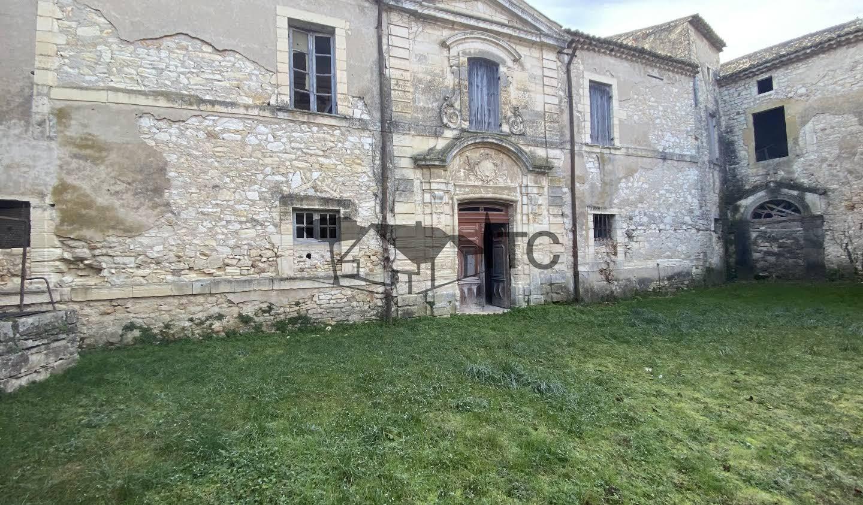 Hôtel particulier Barjac
