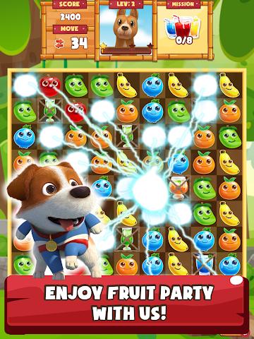 android Tong Daeng Fruity Crush Screenshot 5