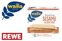 Angebot für Wasa Delicate Crisp Sesame & Sea Salt im Supermarkt - Wasa