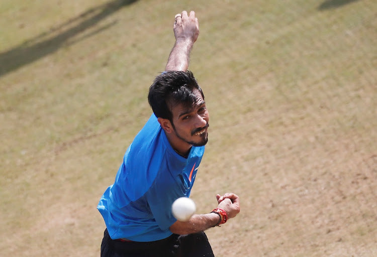 Yuzvendra Chahal. Picture: REUTERS