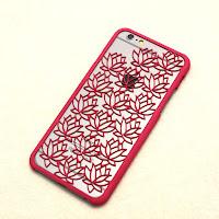蓮の花 iPhone6 ケース