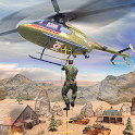 Helicopter Rescue Army Flying Mission icon