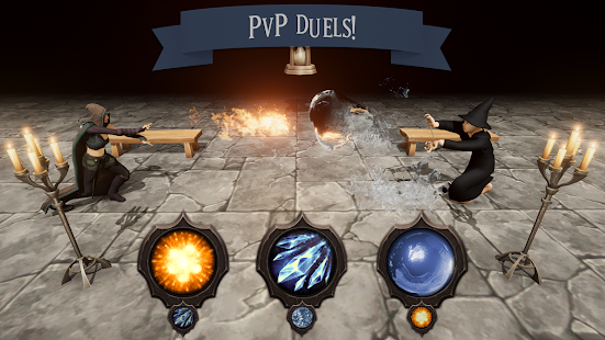 Wizard Duel- screenshot thumbnail