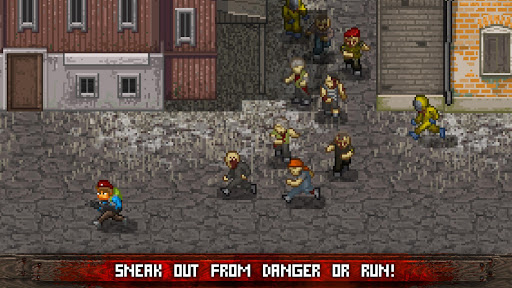 Mini DAYZ: Zombie Survival  screenshots 4