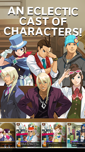 Apollo Justice Ace Attorney Apps On Google Play