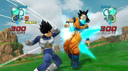 Dragon Ball Saiyan Energy Trick 2.0 screenshots 4