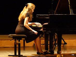 Photo: Claudette Verhulst speelde een mooie Prelude op:  'Weinen, Klagen, Sorgen, Zagen' (S179)