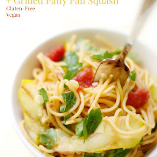 Pattypan Squash Vegan Recipes