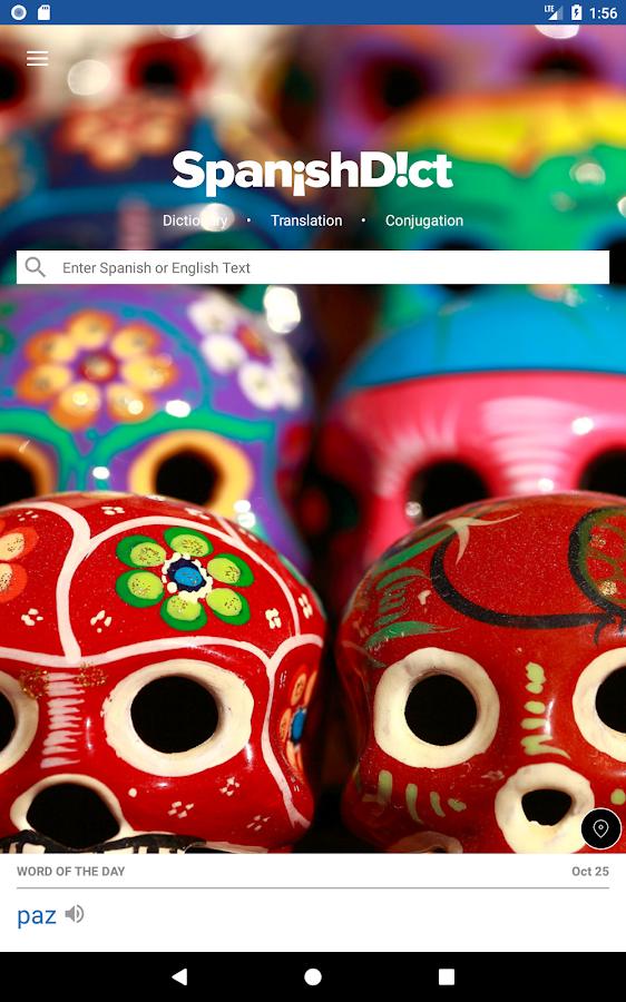 SpanishDict Translator - Android Apps on Google Play - photo#35