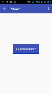 proxy turbo: miniatura da captura de tela