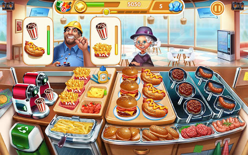 Game Cooking City: crazy chef' s restaurant game APK for Windows Phone