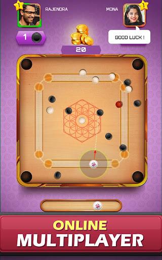 Carrom Friends: Online Carrom Board Disc Pool Game screenshots 6