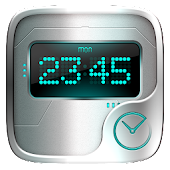 Digital GO Clock Theme