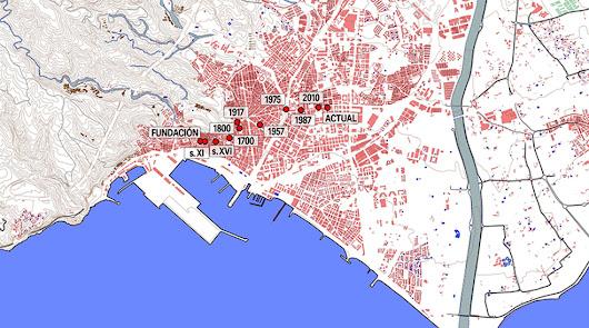 Historias almerienses sobre el paisaje (XVI): Ciudad a la fuga