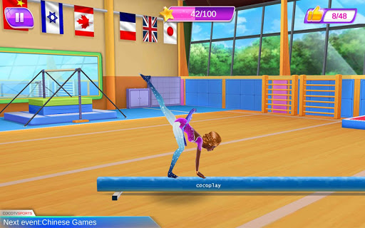 Gymnastics Superstar - Get a Perfect 10! 1.0.7 screenshots 6
