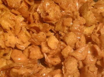 Corn Brittle Recipe